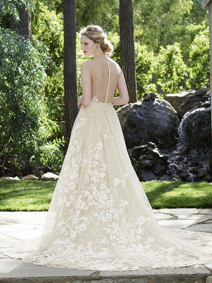 Style 2266 Aspen | Casablanca Bridal