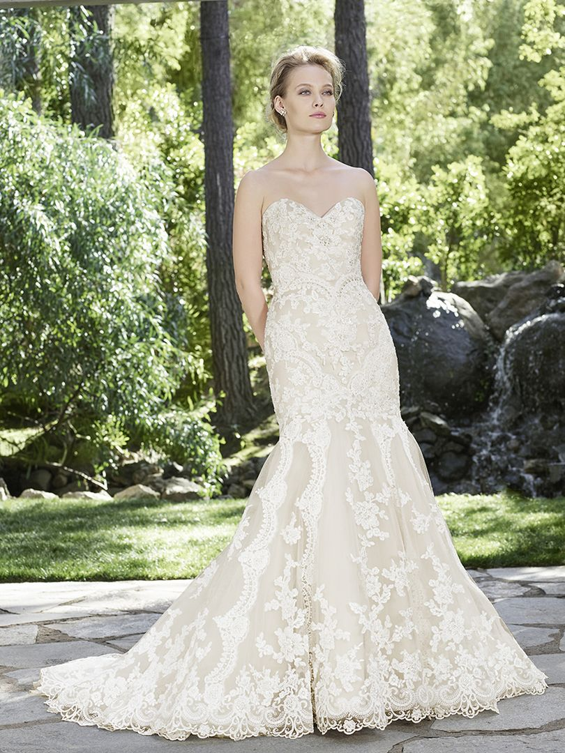 Casablanca Bridal Style 2254 Daphne | Casablanca Bridal