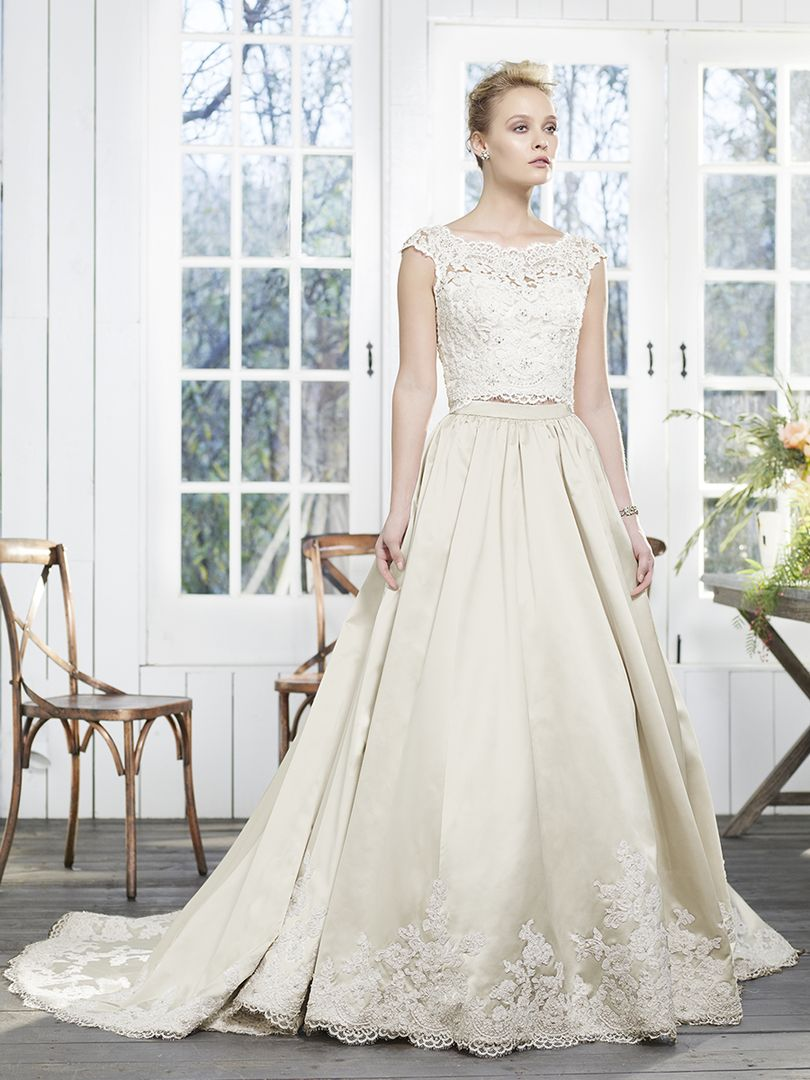 Style 2260 Peony   Casablanca Bridal