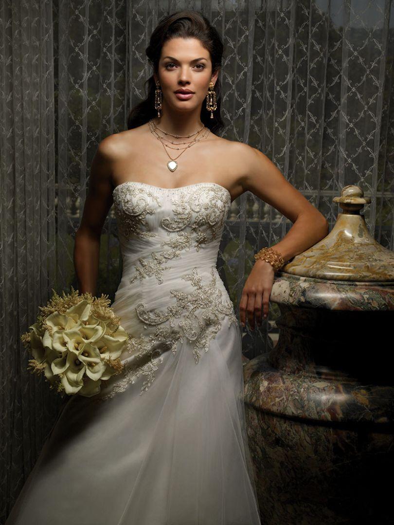 Style 1863   Casablanca Bridal
