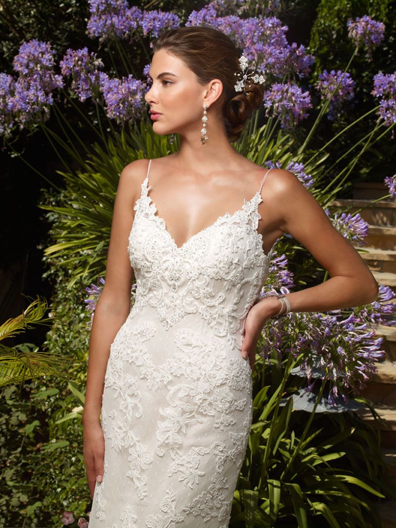 Casablanca wedding dresses cost