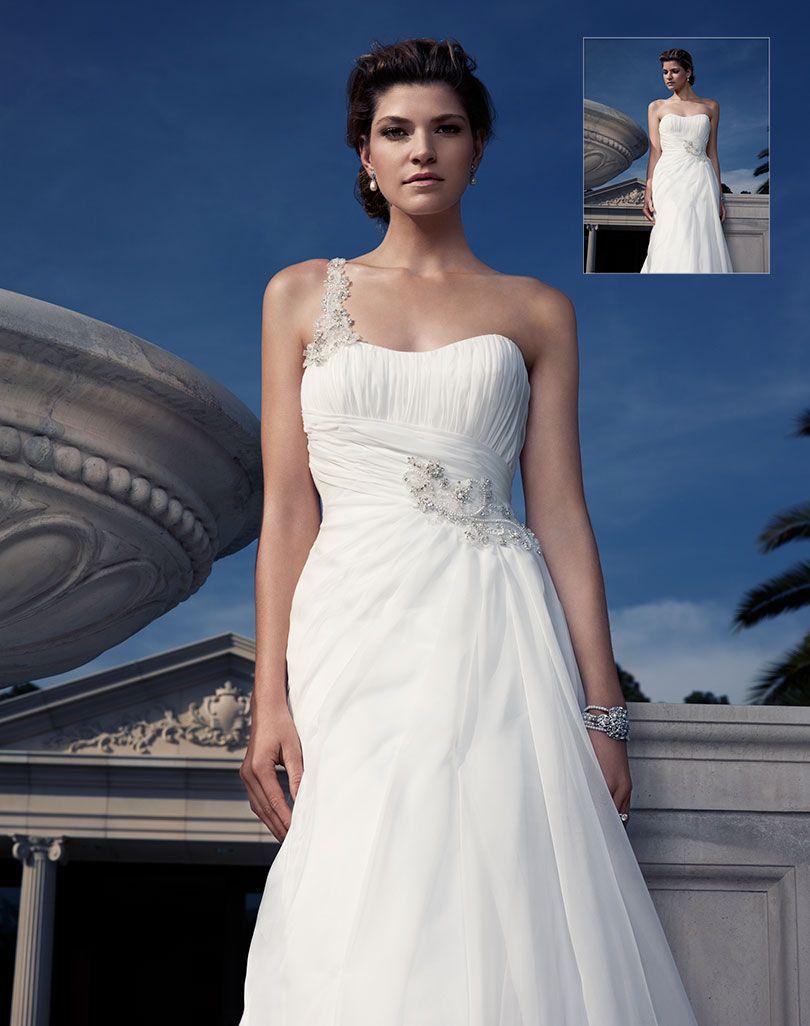 Style 2083   Casablanca Bridal