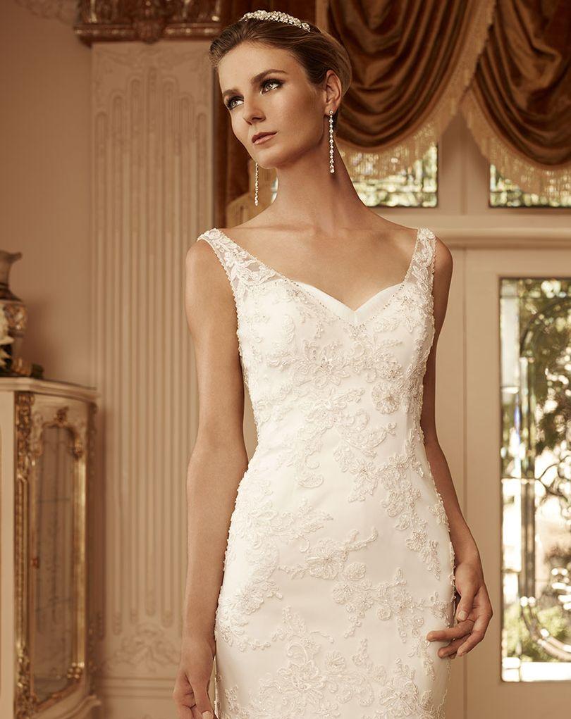 Style 2099   Casablanca Bridal
