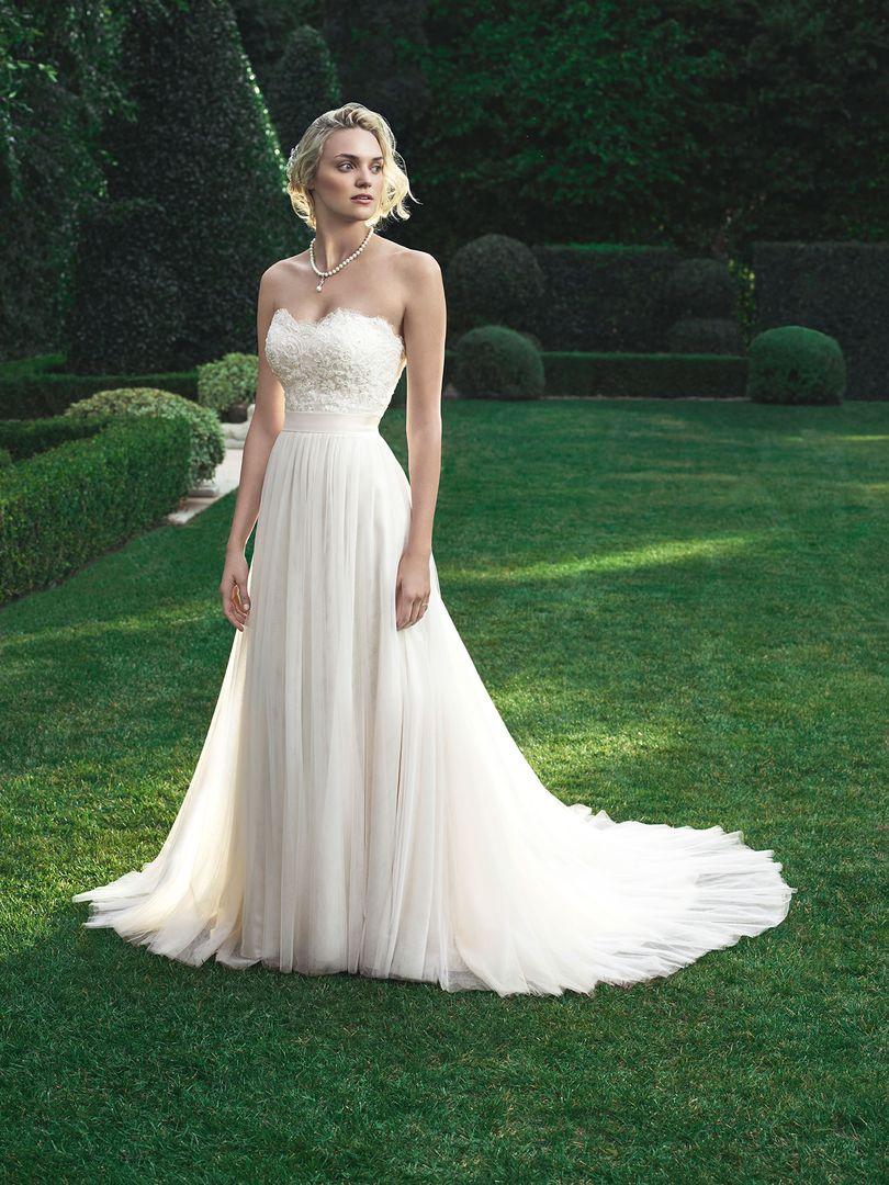 Style 2205 | Casablanca Bridal