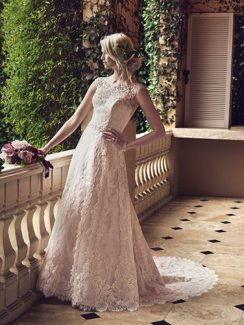 Style 2230 Lilac | Casablanca Bridal