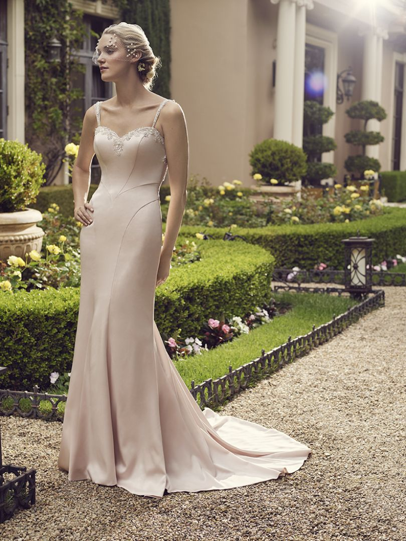Casablanca wedding dress 2055786134
