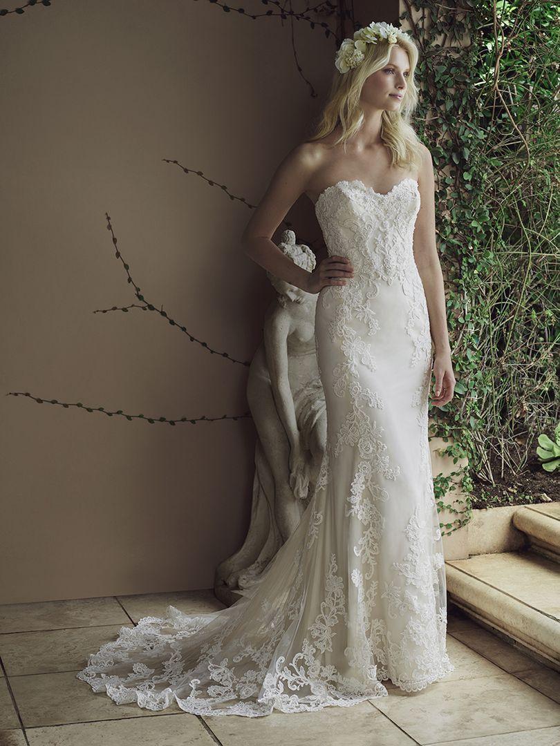 Style 2236 Hazel | Casablanca Bridal