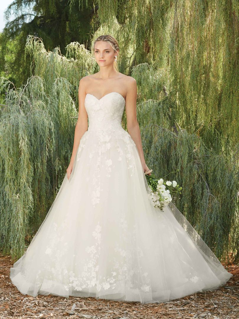 Style 2267 Morning Glory | Casablanca Bridal