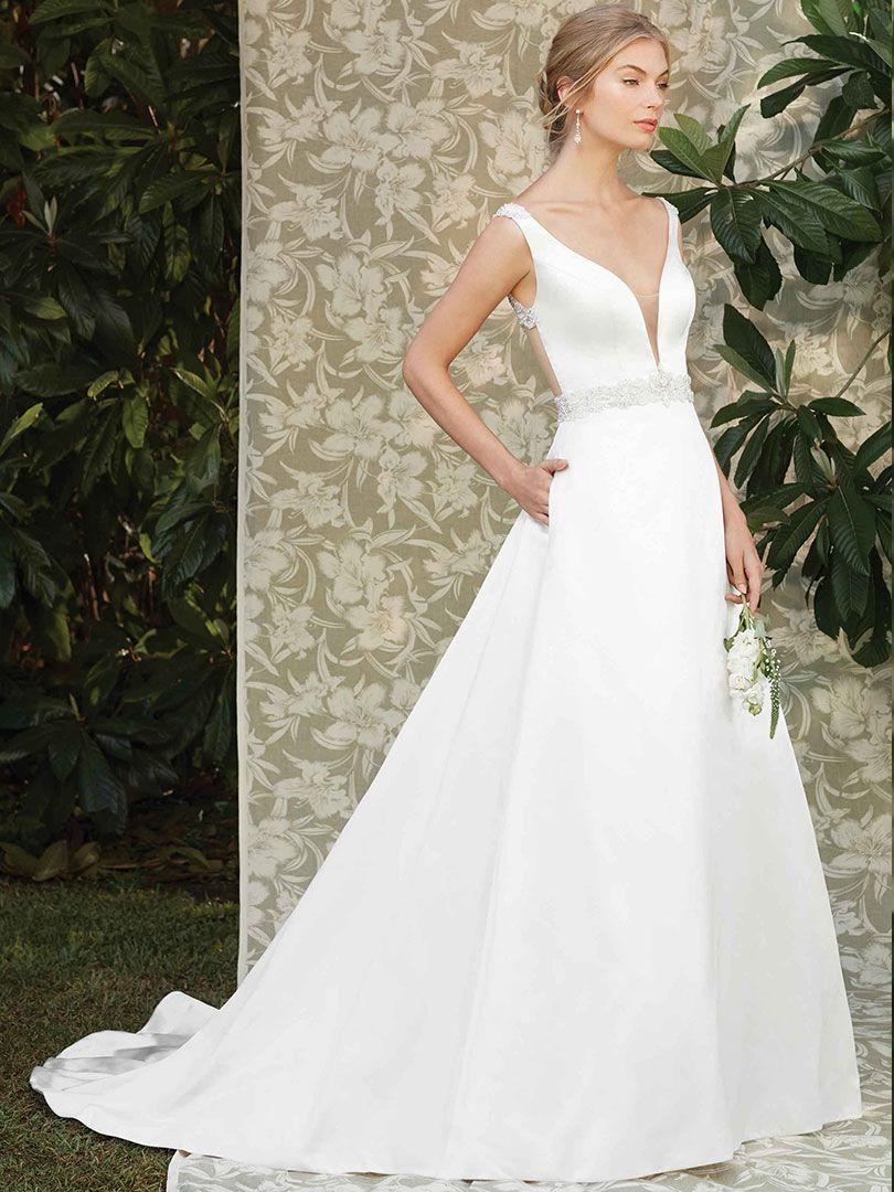 Style 2285 Viola   Casablanca Bridal