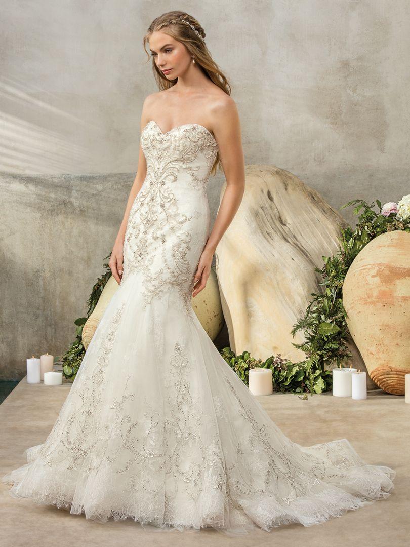 Style 2304 Cambria | Casablanca Bridal