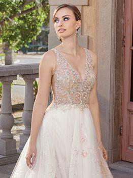 Style 2316 Sable | Casablanca Bridal