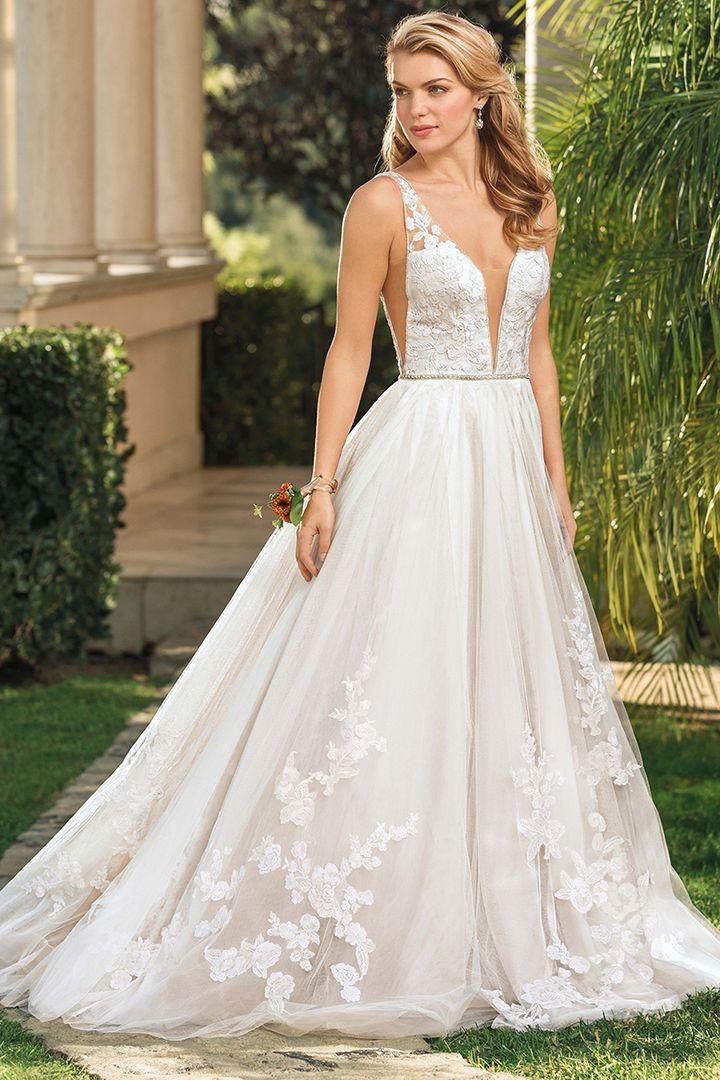 Style 2348 Bria | Casablanca Bridal